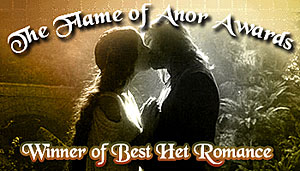The Flame of Anor Award 2005 for Best Het Romance