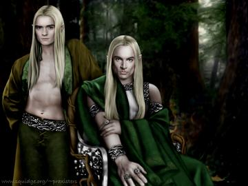 Mirkwood (c) The Theban Band
